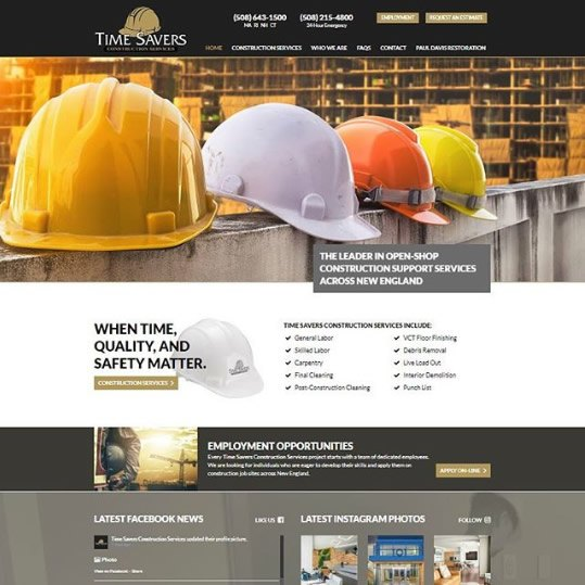 Time Savers Construction Services - North Attleboro, MA