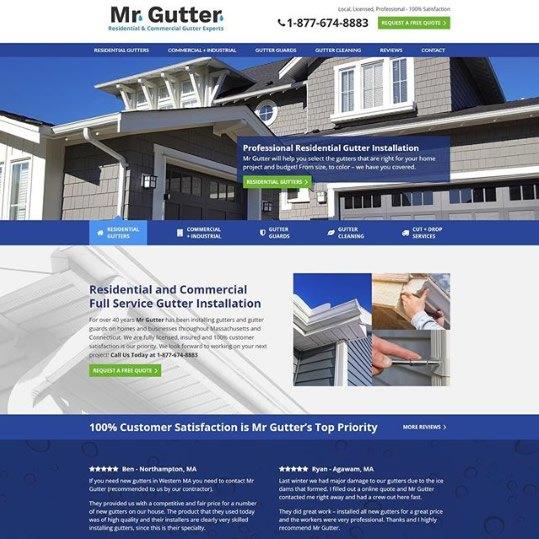 Mr. Gutter - Holyoke, MA