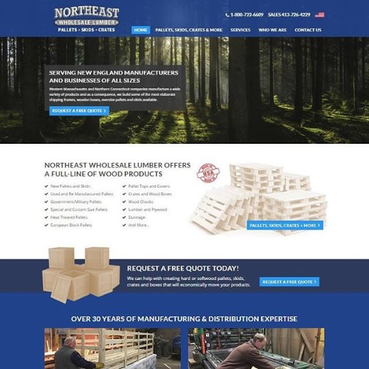 Northeast Wholesale Lumber - East Longmeadow, MA