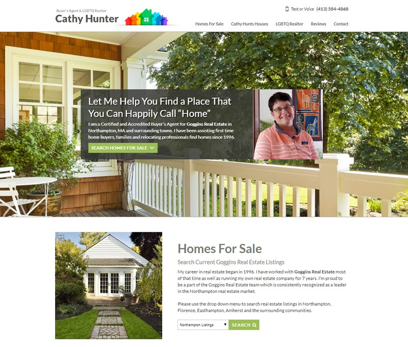 Cathy Hunter Buyer's Agent and LGBTQ Realtor