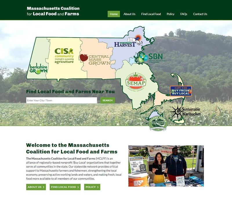 Massachusetts Coalition for Local Food and Farms