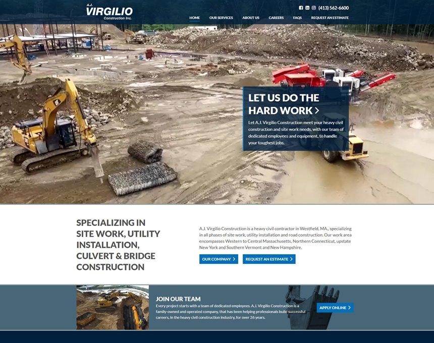 A.J. Virgilio Construction