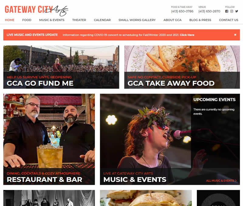 Gateway City Arts, GoFundMe, local dining, bistro, restaurants near me, restaurant, food near me, dining near me, czech restaurant, take out, cocktails, concerts near me, live music, live music near me, concerts