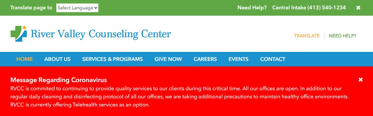 River Valley Counseling Center (RVCC)